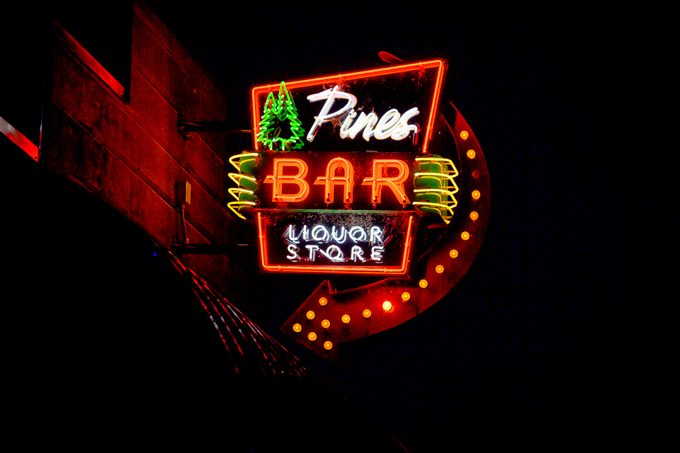 The Pines Bar and Liquor Store